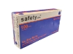 Picture of NITRILE GLOVE 3,2mil SAFETY SMALL