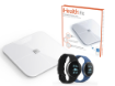 Picture of iHealth Fit HS2S Wireless Scale & iHealth Wave AM4 Activity Tracker Bundle