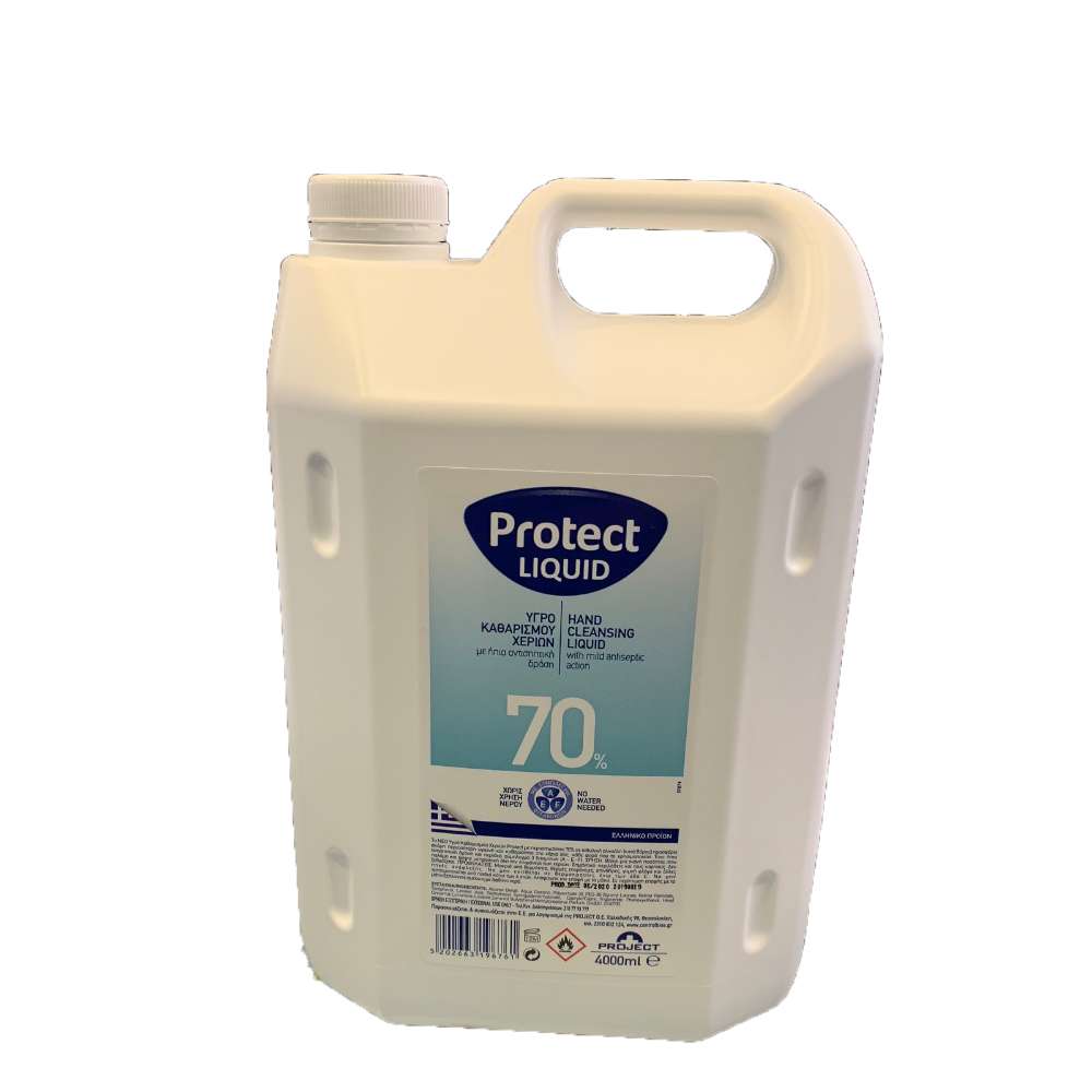 Picture of Antiseptic Protect Liquid 4lt